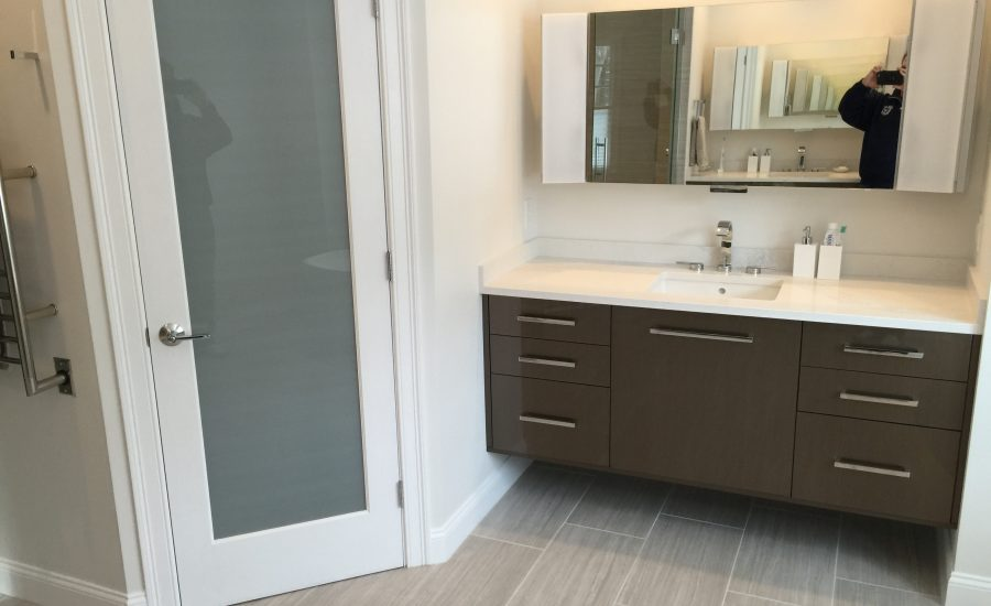 Boyle Master Bath Renovation Wayland Ma Custom Fit